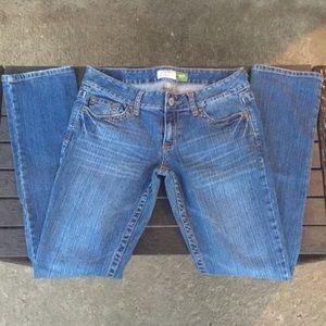 Aeropostale ladies 5/6 Bayla skinny jeans